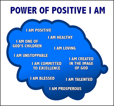 Power Of Positive I Am - Positive Thinking Doctor - David J. Abbott M.D. - Positive Thinking Network