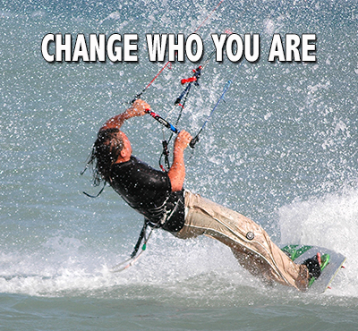Change Who You Are - David J. Abbott M.D.
