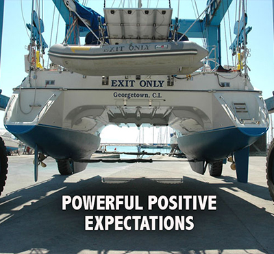 Powerful Positive Expectations - Positive Thinking Network - Positive Thinking Doctor - David J. Abbott M.D.