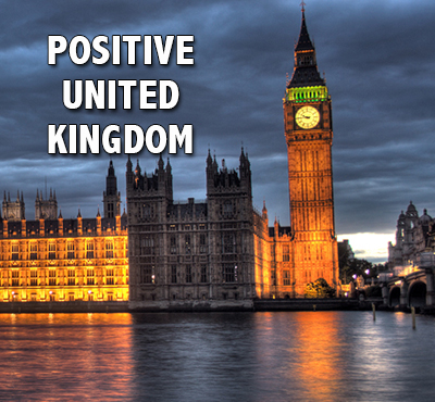 Positive United Kingdom - Positive Thinking Network - Positive Thinking Doctor - David J. Abbott M.D.