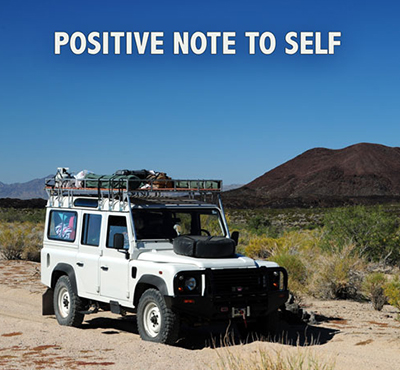 Positive Note To Self - David J. Abbott M.D. - Positive Thinking Doctor