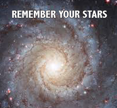 Remember Your Stars - Positive Thinking Doctor - David J. Abbott M.D