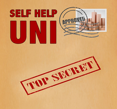 Self Help Uni - Self Help University - Positive Thinking Network - Positive Thinking Doctor - David J. Abbott M.D.