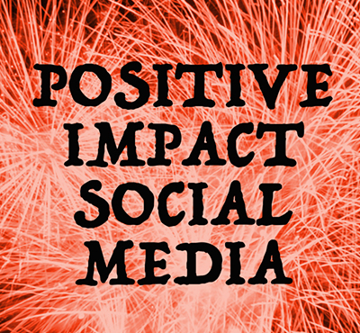 Positive Impact Social Media - Positive Thinking Network - Positive Thinking Doctor - David J. Abbott M.D.